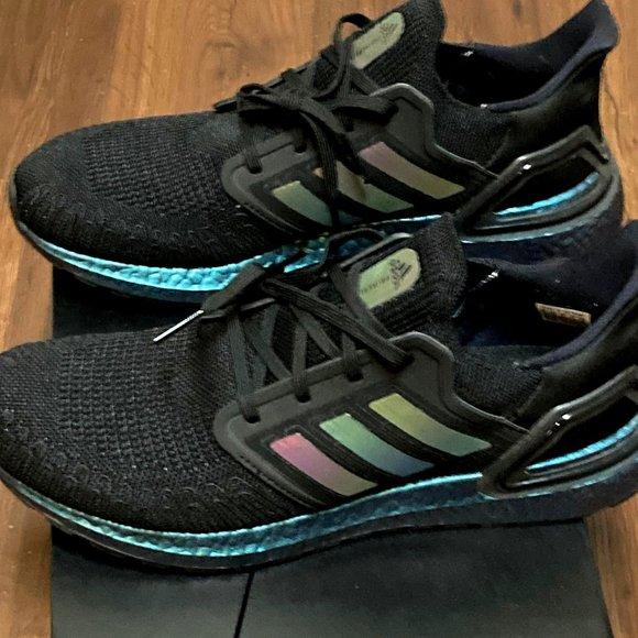 Adidas Ultraboost 2020 Cyan